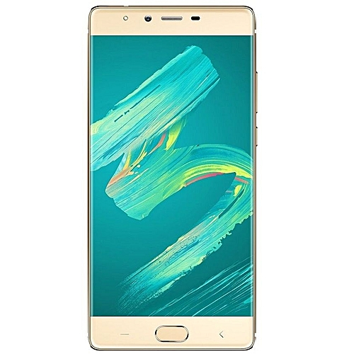 3 - (4GB, 64GB ROM) Android 6.0, 21MP + 8MP Smartphone - Gold