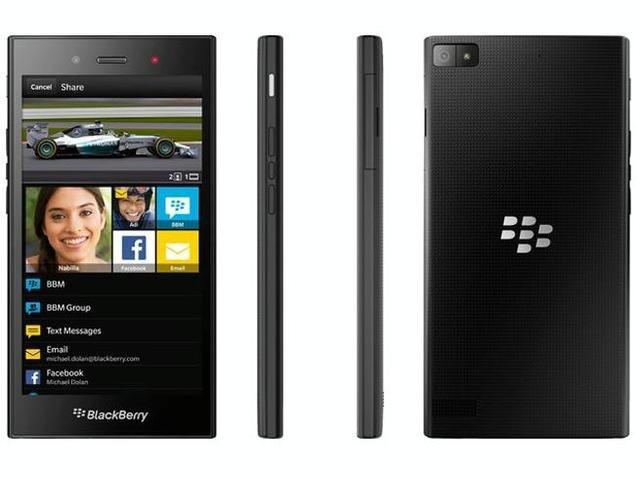 Blackberry z3 price in nigeria