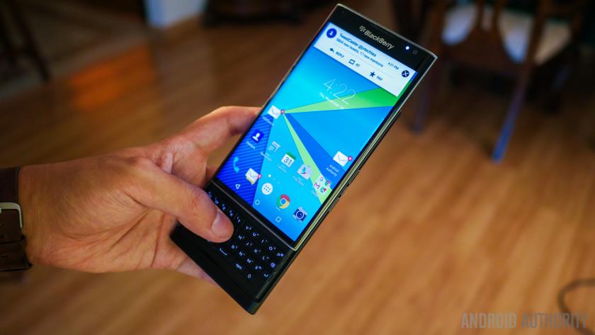 Blackberry priv price in nigeria