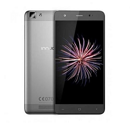 Fire 2 Plus 5.5-Inch (2GB, 16GB ROM) Android5.1, 13MP + 5MP - LTE Grey