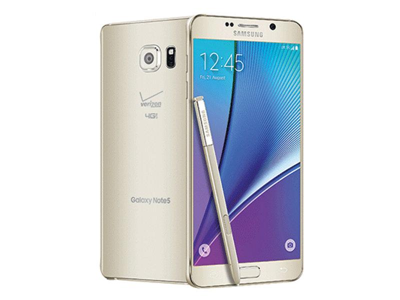 Samsung Galaxy Note 5 Price in Nigeria