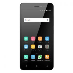 Gionee P5W Price in Nigeria