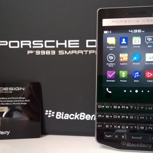 BlackBerry Porsche 3 Price in Nigeria