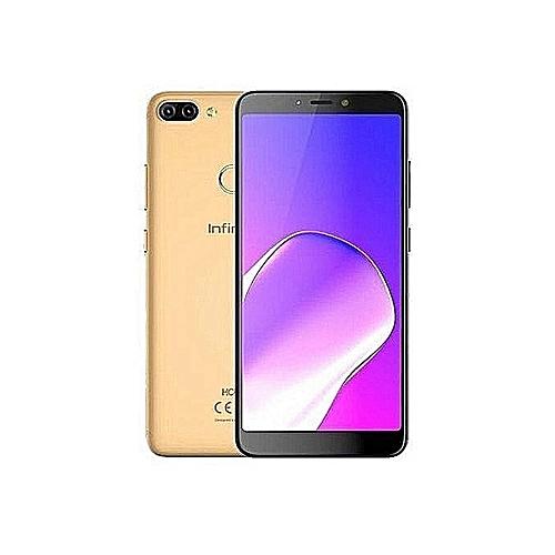 Hot 6 (X606) 6-Inch HD+ (2GB RAM, 16GB ROM) Android 8 Oreo, 13MP + 5MP Dual Sim 4G Smartphone
