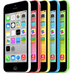 iphone 5c price in Nigeria
