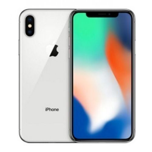 Iphone X 64gb Silver And Free Pouch, Screen Protector & Rechargeable Light