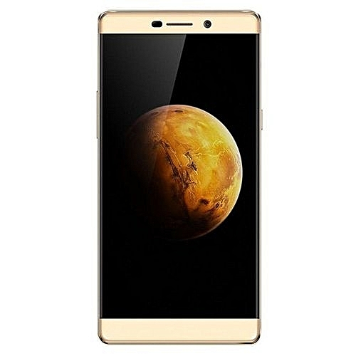 Max 3 6.0 HD IPS (2GB, 16GB ROM) Android 5.1, 13MP + 5MP Smartphone - Rose Gold