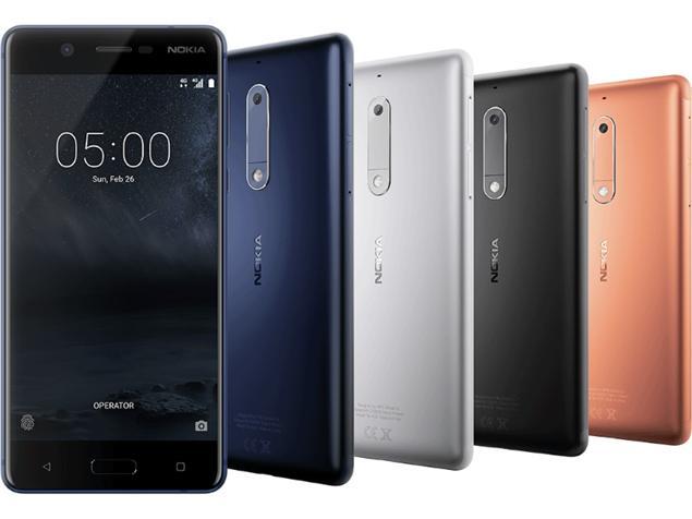 Nokia 5 Price in Nigeria