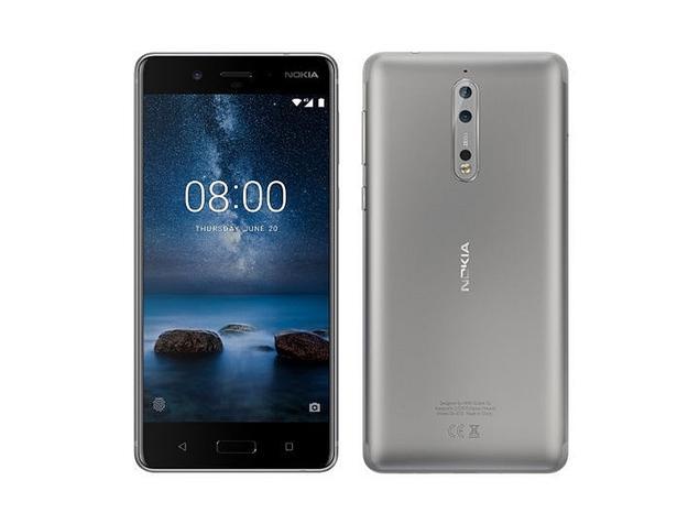 Nokia 8 Price in Nigeria