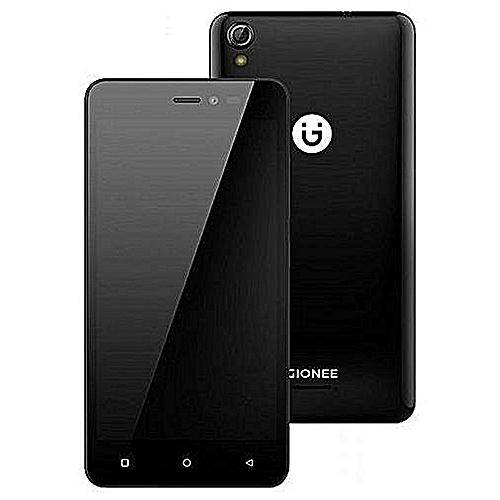 P5 Mini 4.5-Inch WVGA (1GB, 8GB ROM) Android 5.1 Lollipop, 5MP + 2MP Dual SIM 3G Smartphone - Black