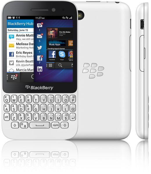 Blackberry Q5 price in Nigeria