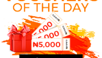 Jumia Vouchers of the Day: Up to ₦30,000 OFF