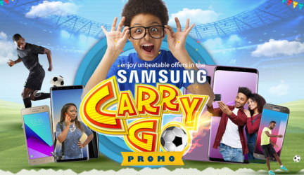 Konga Samsung Carry Go Promo With Freebies