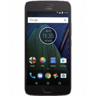 Motorola G5 - Octacore - 16GB- 3GB RAM - 13MP+5MP - 2800mAh - LTE + Finger Print - Grey