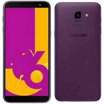 Samsung Galaxy J6 - Purple