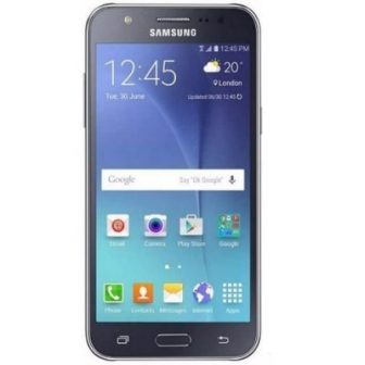 Samsung Galaxy J7 Pro - Black