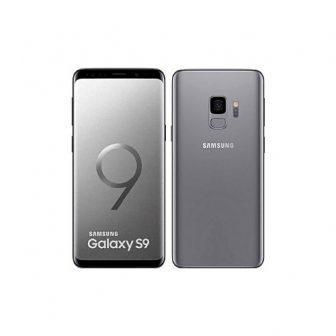 Samsung Galaxy S9 G960fd (64gb, 4g Lte, Dual Sim, Titanium Grey)