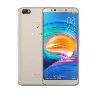 Tecno CamonX (CA7) 6-Inch HD (3GB, 16GB ROM) Android 8.1 Oreo, 16MP + 20MP Dual SIM 4G - CHAMPAGNE GOLD